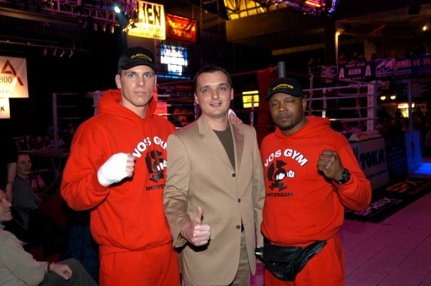 Milko Deucman promoter Kings of the Ring